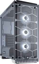 Corsair Crystal 570X RGB ATX Mid Tower w/ Side Window White