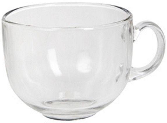 Banquet Malaga Transparent Mug 435ml