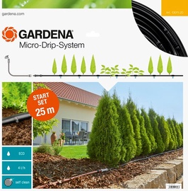 Gardena Micro-Drip-System Start Set Rows of Plants M