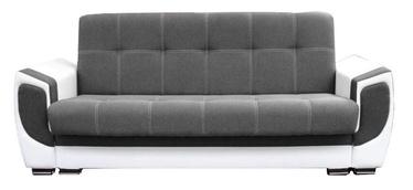 Idzczak Meble Delux Sofa White/Grey