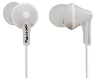 Kõrvaklapid Panasonic RP-HJE125E-W