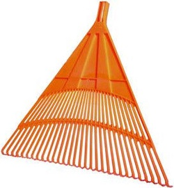 Terra HF-068S Leaf Rake 30T without Handle 760mm