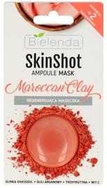 Bielenda Skin Shot Mask 8g Moroccan Clay