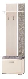 DaVita Freska 48.09 Hallway Unit Kena/White Sand/Gray