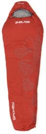 Спальный мешок Spokey Shelter 922253 Light Red, правый, 230 см