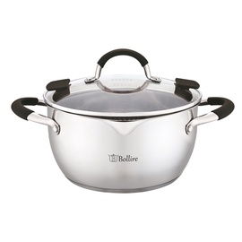 Bollire Trento Stainless Steel Pot 24cm
