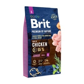 Koeratoit Brit Premium Junior Small 1 kg