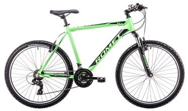 """Jalgratas Romet Rambler R6.1 17"""" 26"""" Green Black 19"""