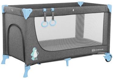 Кровать для путешествий KinderKraft Joy Blue