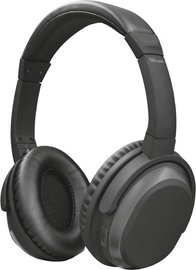 Trust Paxo Bluetooth Headphones Black