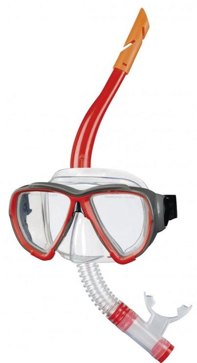 Beco Snorkel Set 9901202 Red
