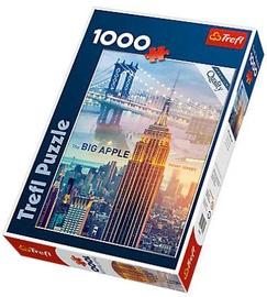 Пазл Trefl New York City 10393, 1000 шт.