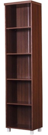 Bodzio Bookshelf AG24 Walnut