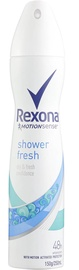 Rexona Motionsense Shower Fresh Desodorante Spray 200ml