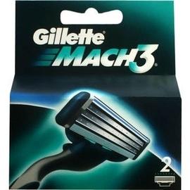 Gillette Mach 3 Blades 2