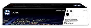 HP 117A Laser Toner Black W2070A