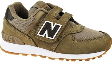 New Balance Kids Shoes YV574PRB Brown 32.5