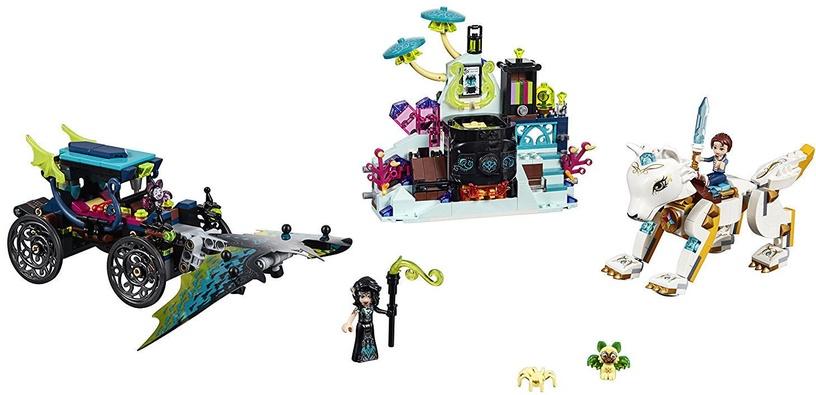 Конструктор Lego Elves Emily & Nocturas Showdown 41195