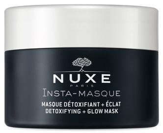 Näomask Nuxe Insta Masque Detoxifying + Glow Mask, 50 ml