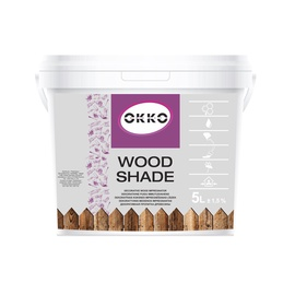 Puidukaitse Wood Shade roheline 5L