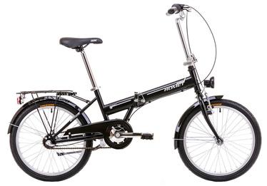"Jalgratas Romet Wigry 2 20"" Black White 19"