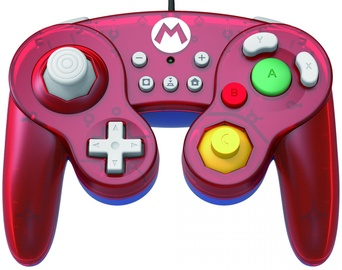 Hori Battle Pad GameCube Style Super Mario Edition