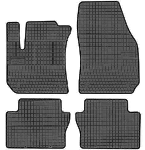 Frogum Opel Zafira B Rubber Floor Mats