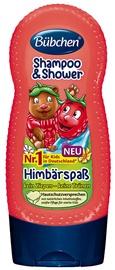 Bubchen Shampoo & Shower Gel Raspberry 230ml 12267424