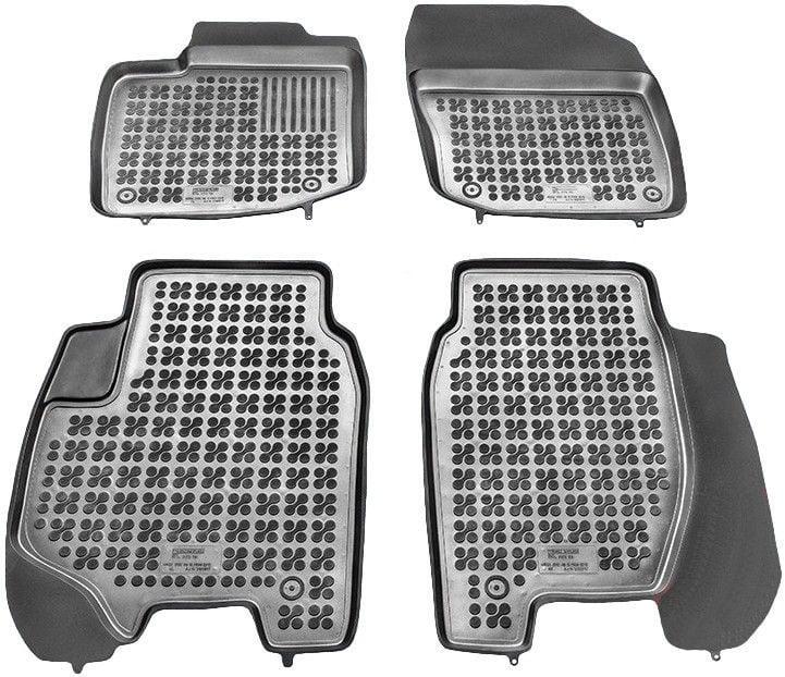 REZAW-PLAST Honda Civic Station Wagon 2014 Rubber Floor Mats