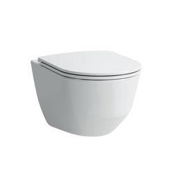 Seinapealne WC-pott Laufen Pro H8669530000001, kaanega, 360x530 mm