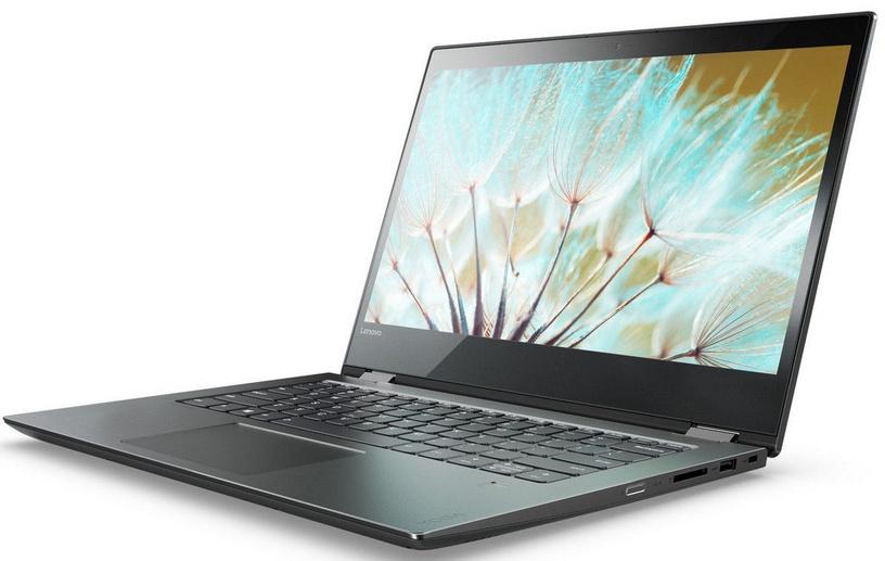 Lenovo IdeaPad Yoga 520-14 Black 81C800J6PB