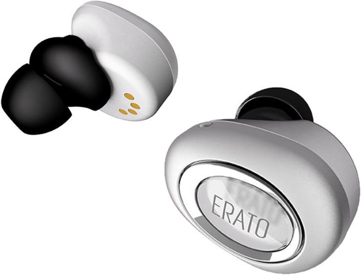 Kõrvaklapid Erato Muse 5 White, juhtmevabad