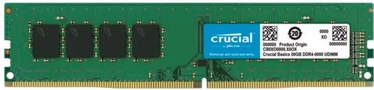 Operatiivmälu (RAM) Crucial CB8GU2666 DDR4 8 GB CL19 2666 MHz
