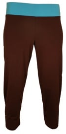 Bars Womens Trousers Brown/Blue 139 L