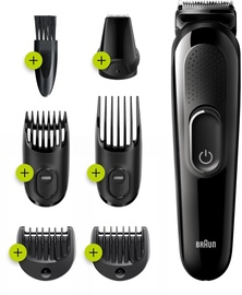 Braun Multi Grooming Kit Trimmer MGK3225 Black