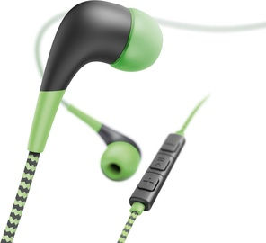 Hama Neon In-Ear Earphones Green