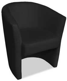 Platan Armchair Oxford Black
