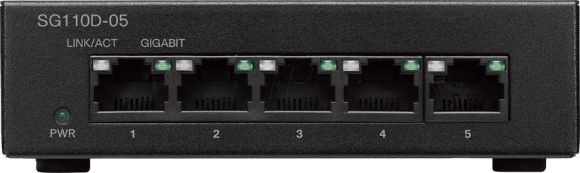Cisco SG110D-05-EU 5 ports