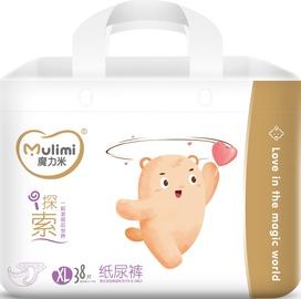 Mähkmed Mulimi XL, XL, 38 tk