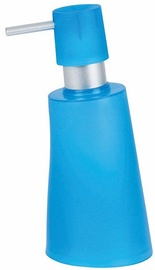 Spirella Soap Dispenser Move Plastic Blue