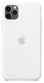 Apple Silicone Back Case For Apple iPhone 11 Pro Max White