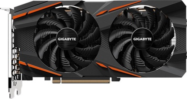 Gigabyte Radeon RX 580 Gaming 8GB GDDR5 PCIE Rev 2.0 GV-RX580GAMING-8GDV2