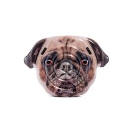 Ujumismadrats Pug Face, 173 x 130 cm