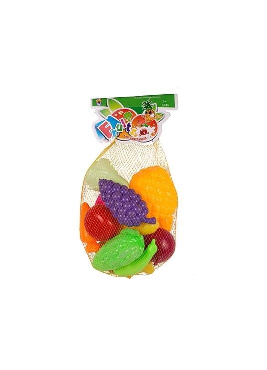 Mängu puuviljade ja köögiviljade komplekt (514101977)