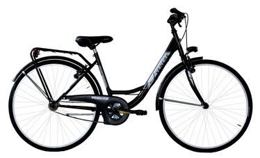 Frejus Venere City Bike Lady 26'' Black