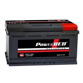 Power Red, 135 Ah, 900 A, 12 V