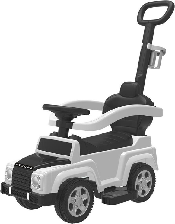 As Company Baby Ride-On Jeep HZ635 White