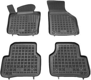 Резиновый автомобильный коврик REZAW-PLAST VW Passat CC 06/2008-2012, 4 шт.