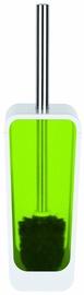 Spirella Vision Toilet Brush White/Green