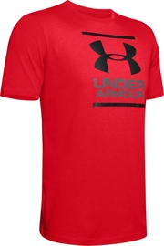Under Armour GL Foundation T-Shirt 1326849-601 Red XXL